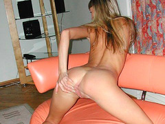 Offended guys send tons of exciting shots with their lusty bare-naked girlfriends to our site. Image 7