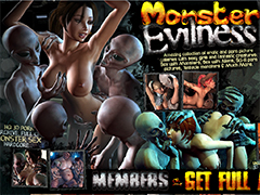 Exclusive monster sex comics