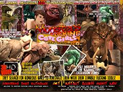 3D monster xxx