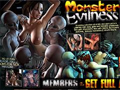 Exclusive monster sex comics