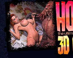 3D monster hardcore