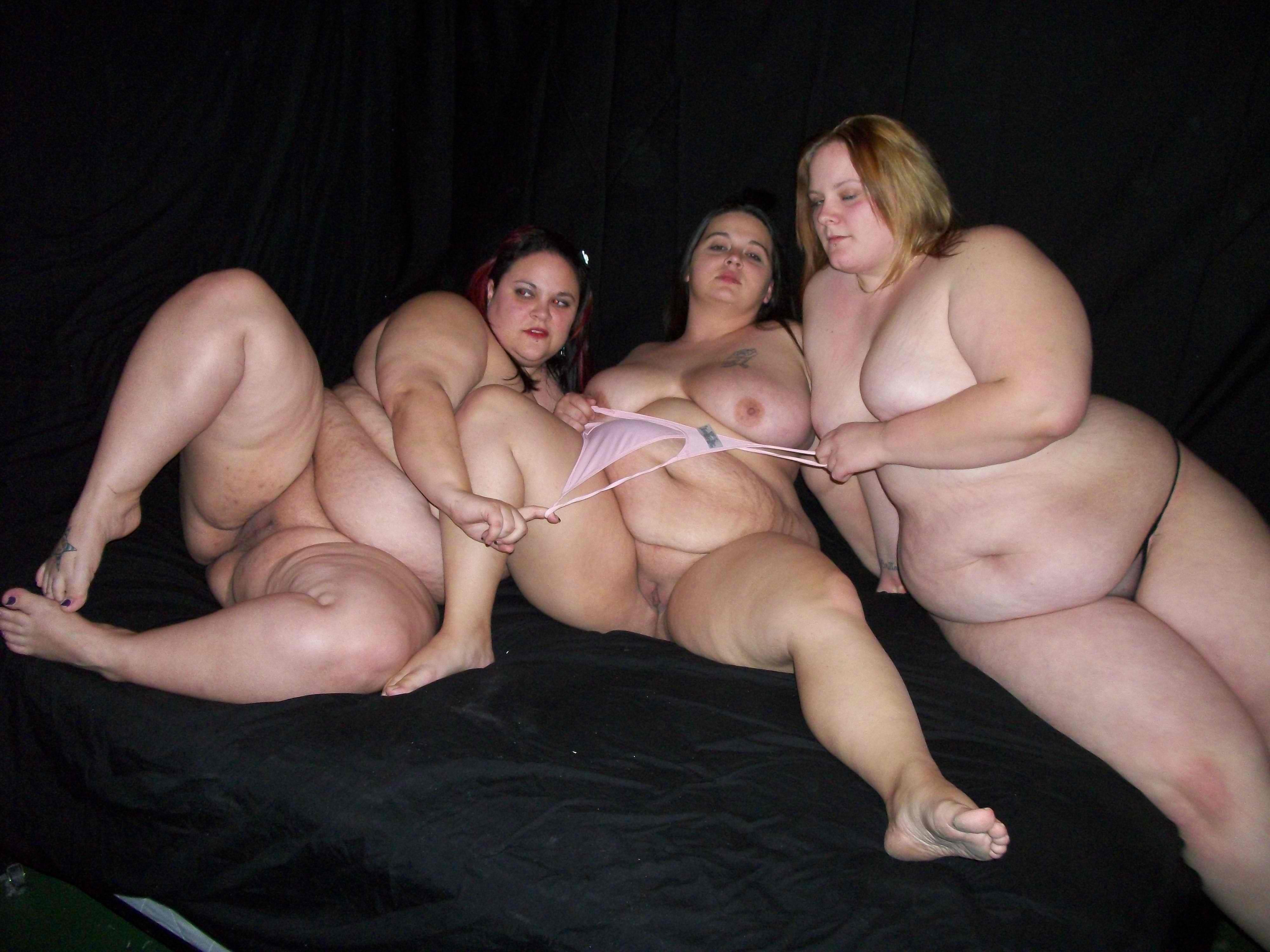 older women fat Nude