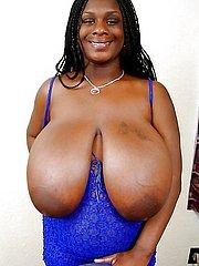sexy black tits