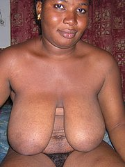 african big boobs