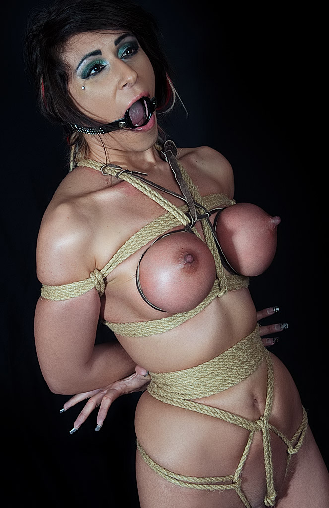 шибари груди порно фото уметь