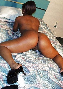black ass