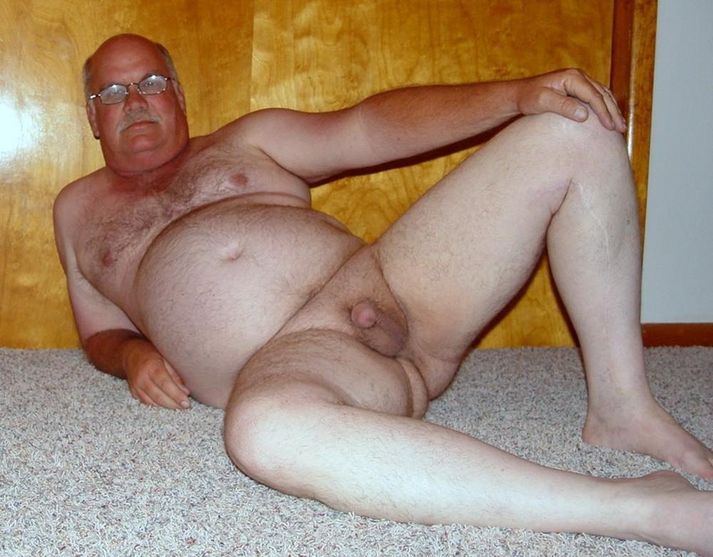 Ищу зрелых толстых мужчин