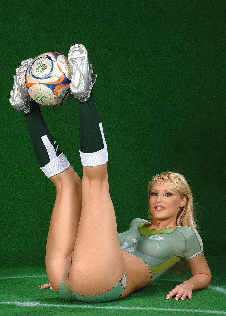 Foot Ball Porn 40