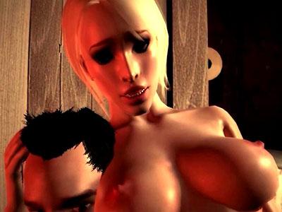 3D animated cartoons porn