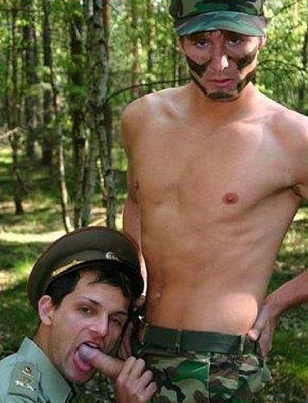 С солдатиками знакомства геями