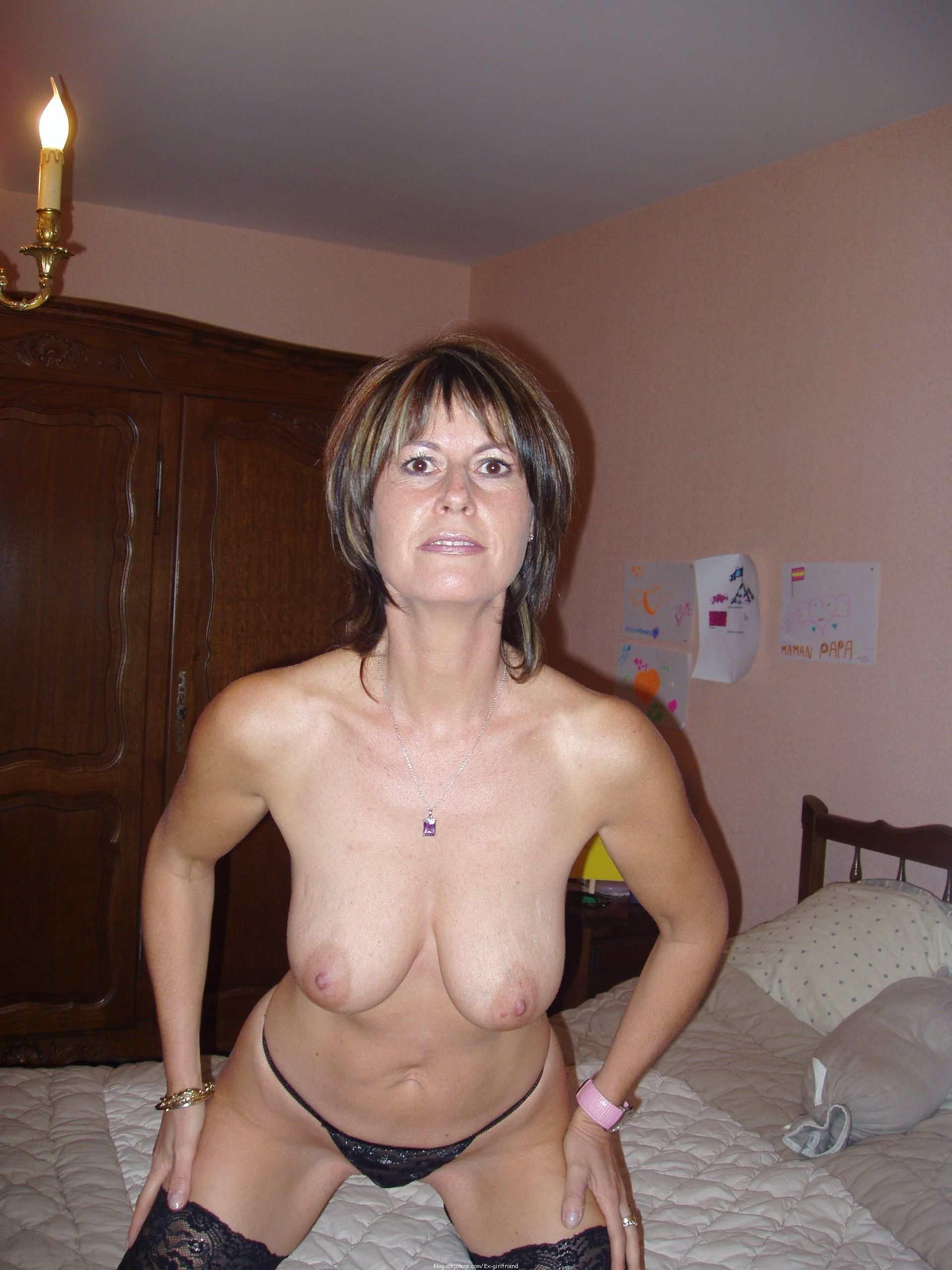 тётка фото голая