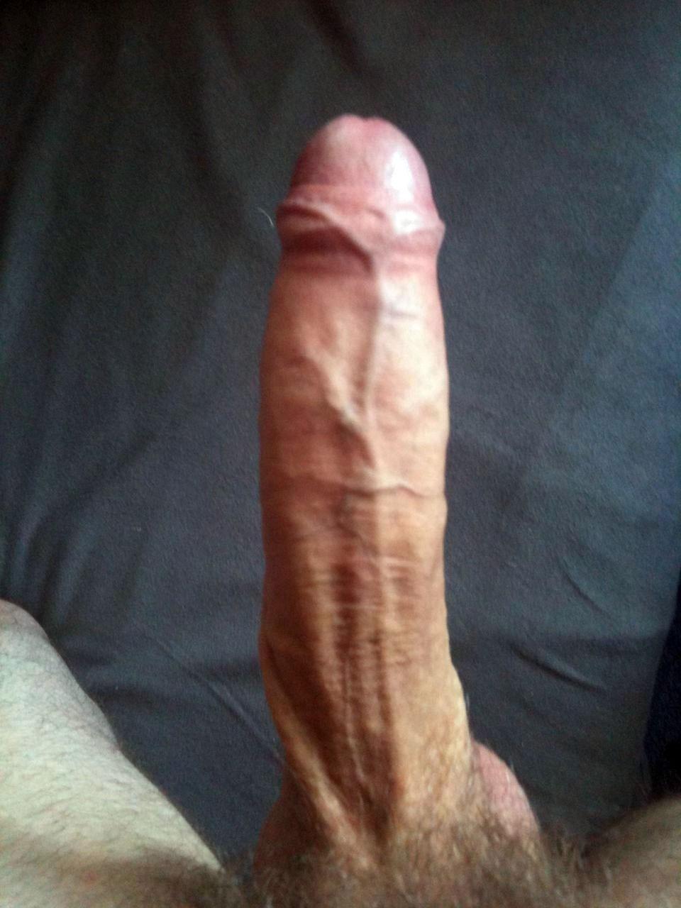 Amateur massive cock
