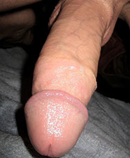 The biggest cock