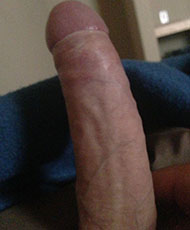 Impossible cock