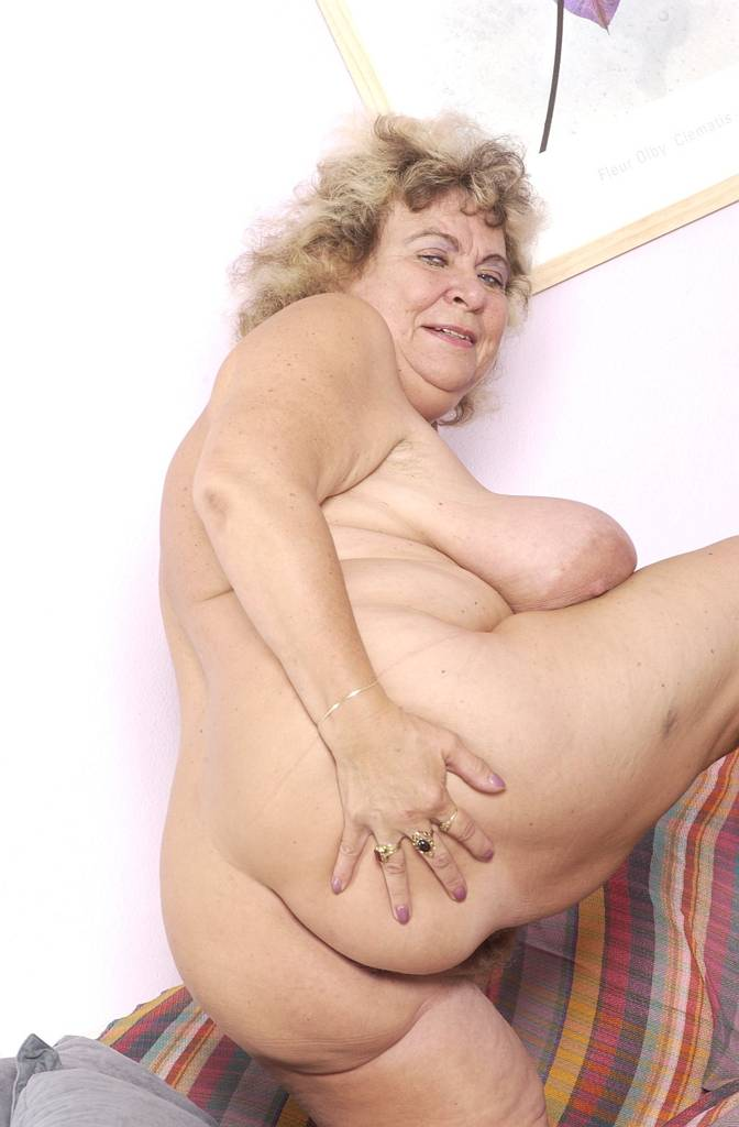 Grannies with huge breasts