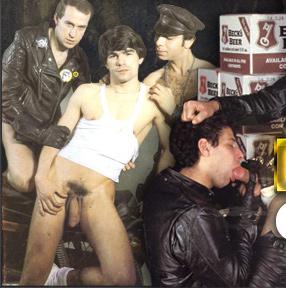 classic retro gay photo