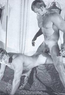 vintahe gay photo