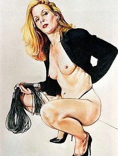 Free Erotic Art Toons Online