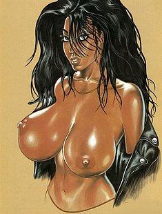 Online Erotic Images