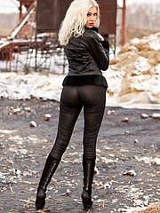 black leggings porn pictures