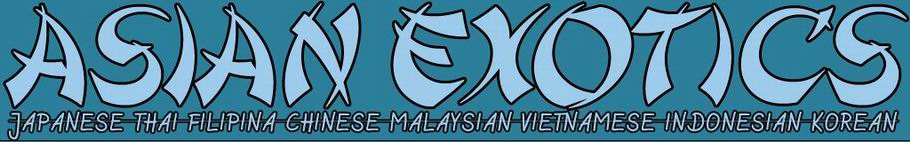 Asian Exotics Logo