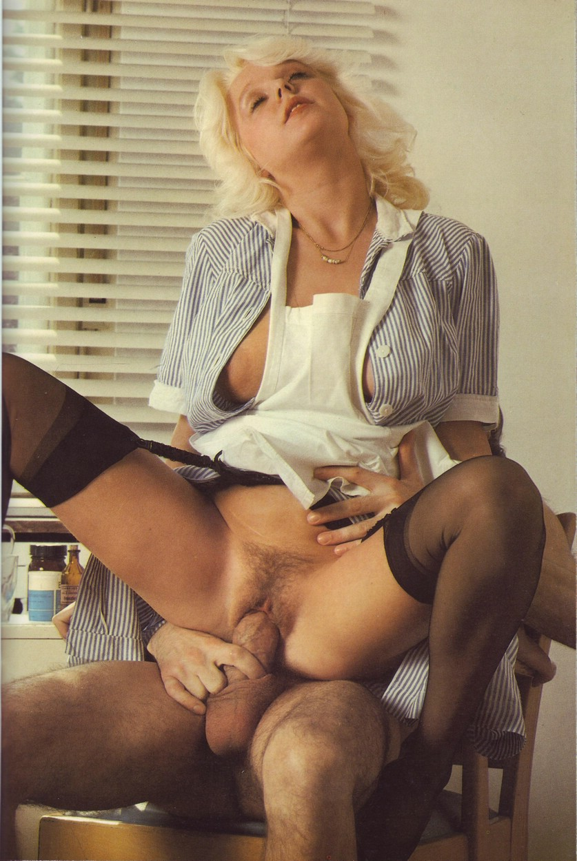 Ретро порно медсестры