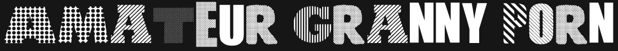 Amateur Granny Porn Logo