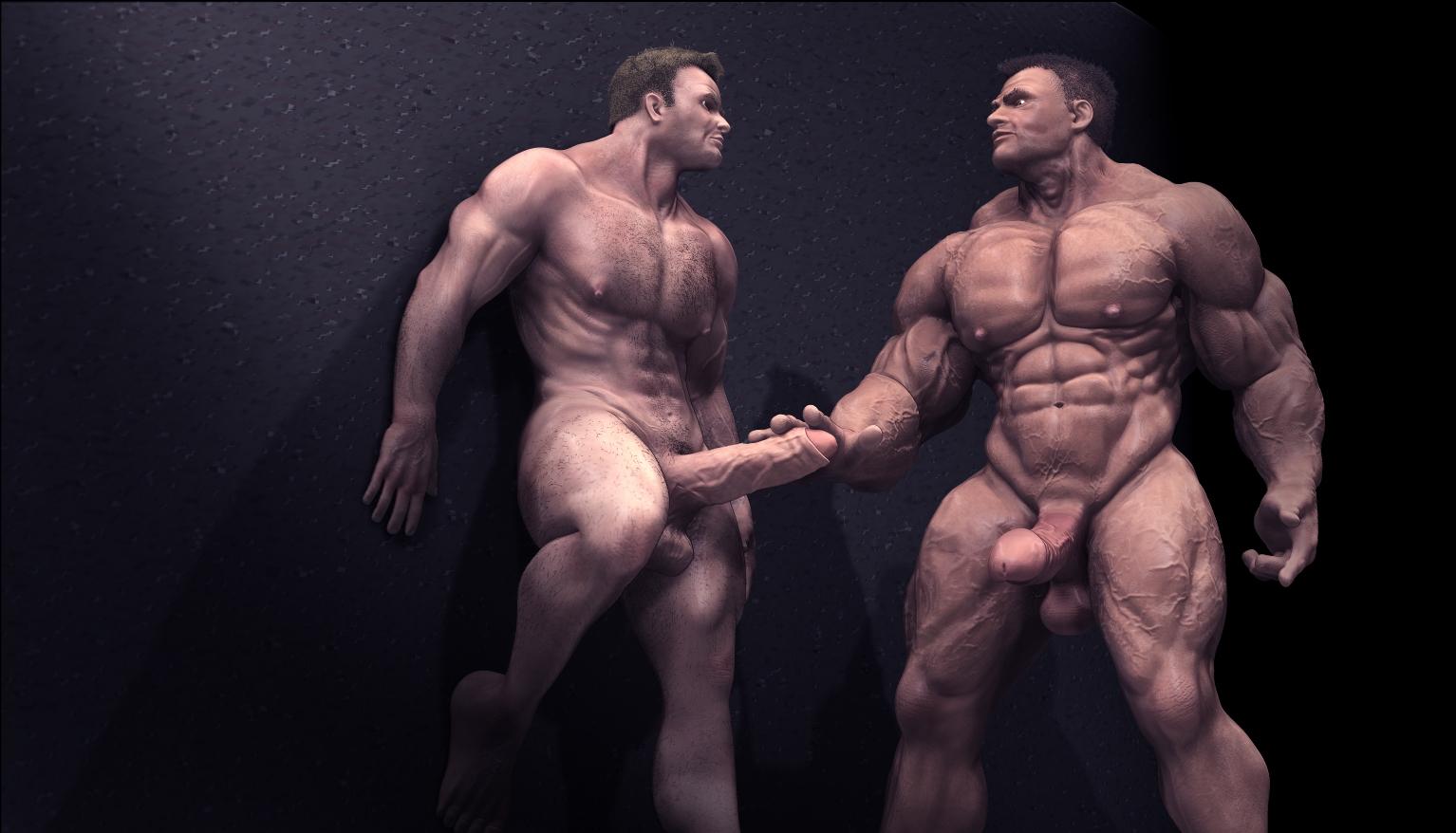 3d гей видео