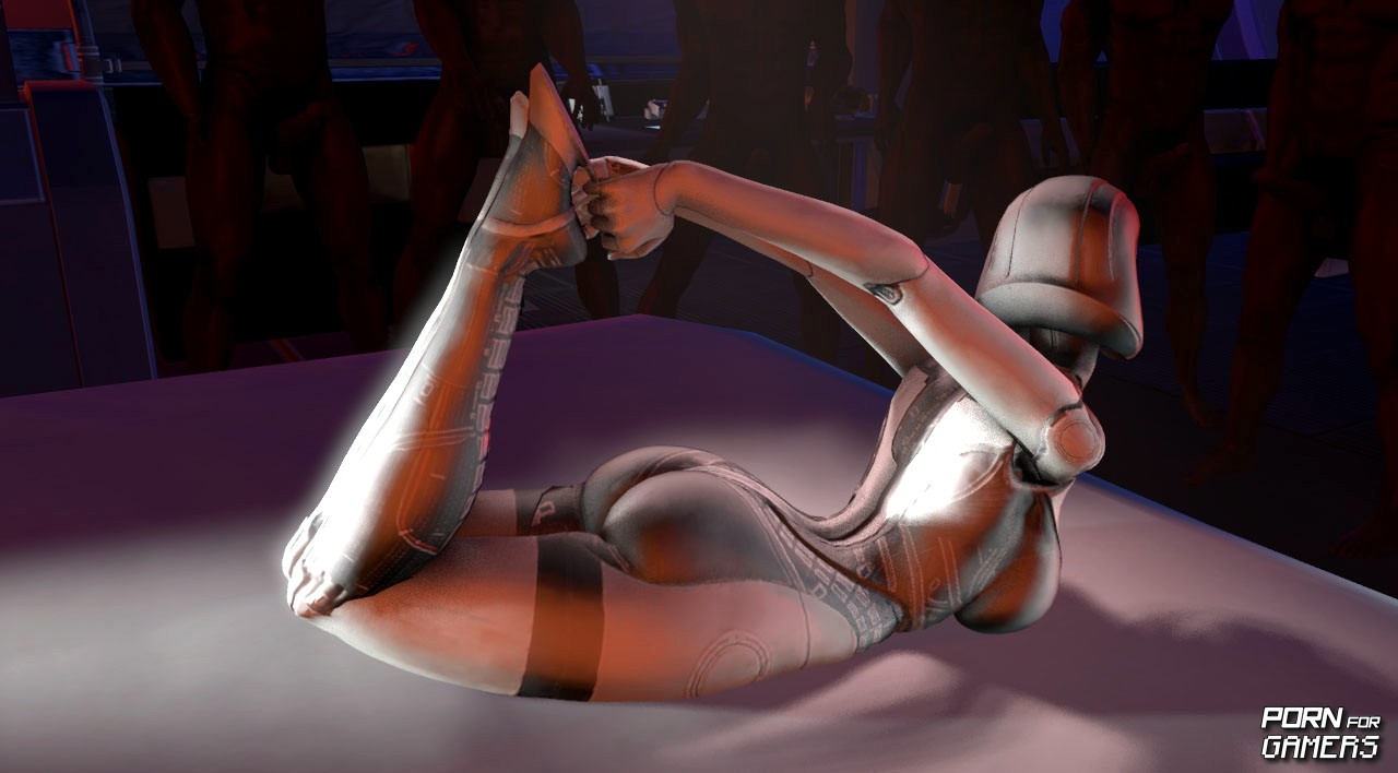 Mass Effect 3 Сузи Порно Голая