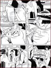 BDSM comics `Birches Of Desire`