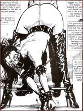 BDSM comics `Dee`s Diary`, part 1