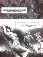 BDSM comics `Dawn Of The Jungle`