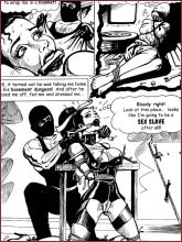 BDSM comics `Dee`s Diary`, part 1
