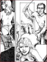 BDSM comics `The Janus Collection`