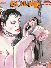 BDSM comics `Pleasure Bound`