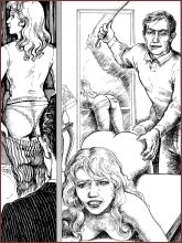 BDSM comics `The Janus Collection`