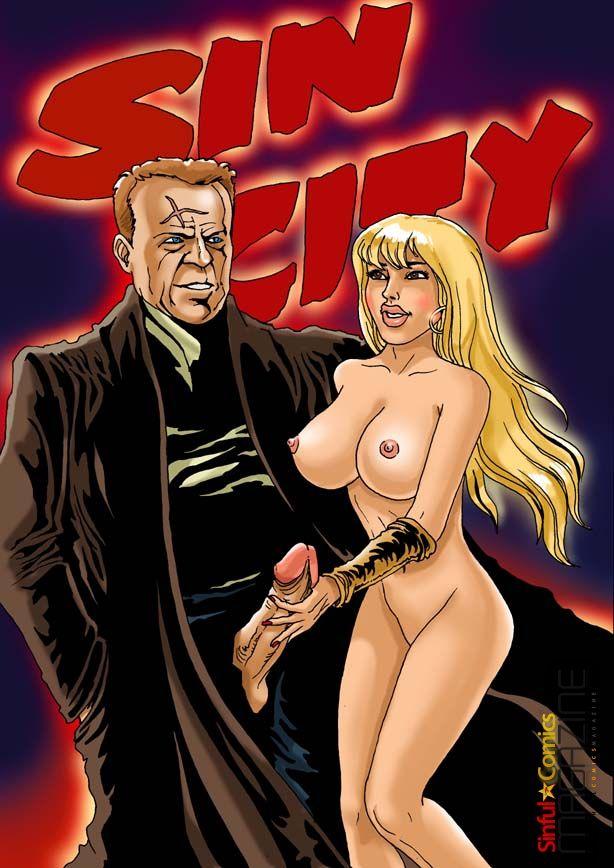 Порно комиксы на джессика альба
