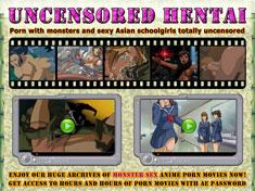 Uncensored Hentai