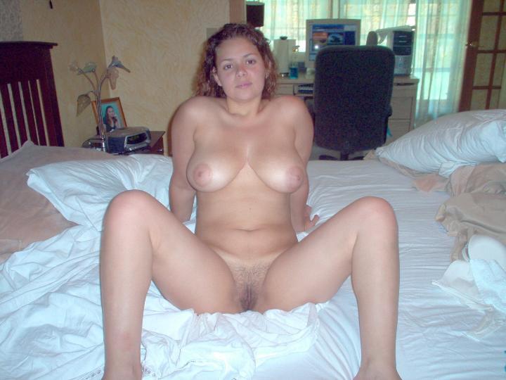 Домашние интимные фото полных женщин