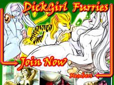 DickGirl Furries