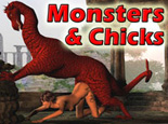 Chicks and Monsters