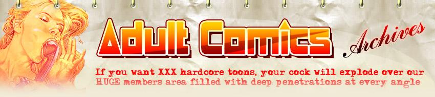 Adult Comics Archives