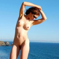 naked at nude beaches