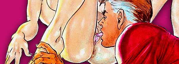 Ultimate porn comics