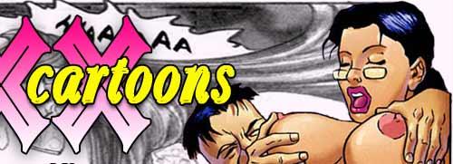 Free hardcore comics