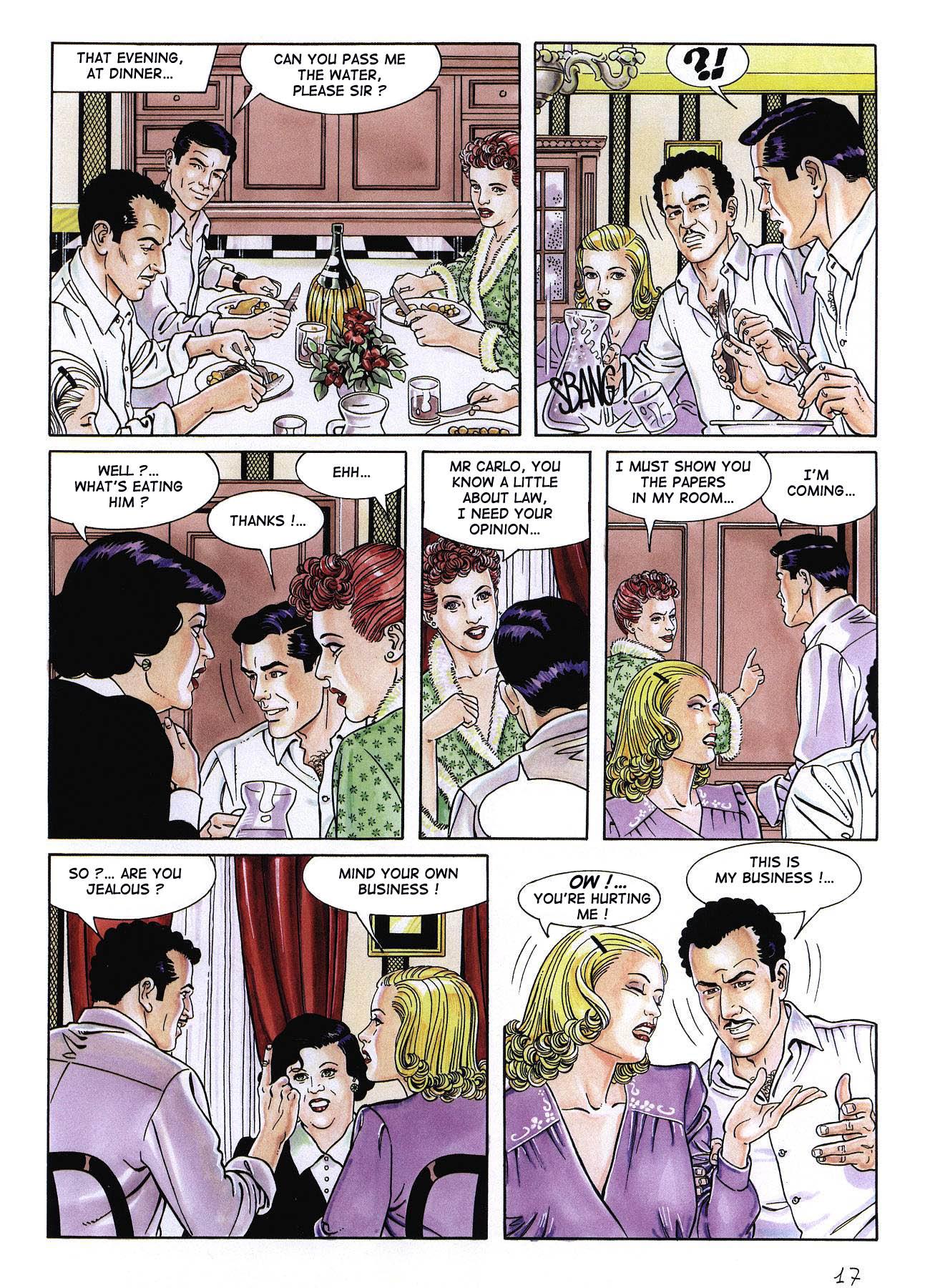 adult comic