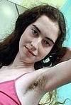 hairy armpits