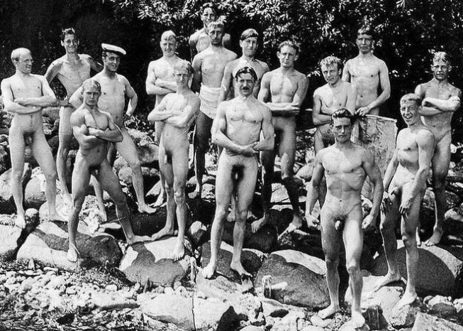 Retro Gay Boys