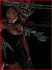 sample from .: Alien Fuckers 3D :. pornsite