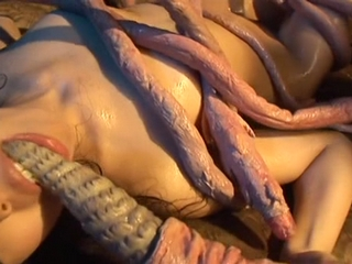 Live Action Tentacle Trailer